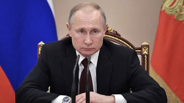 Путин: Россия всё ещё надеется на сотрудничество с США по кибербезопасности