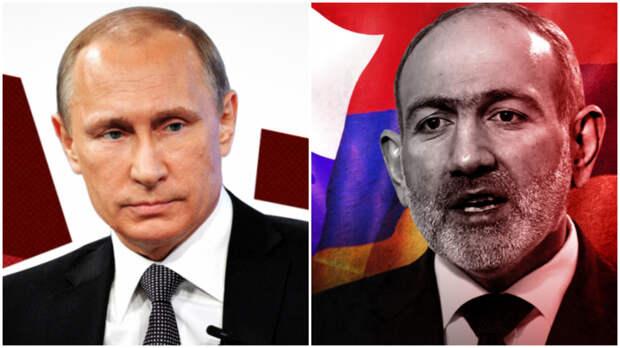 Перекрытые коридоры: как Пашинян мешает реализации целей из послания Путина