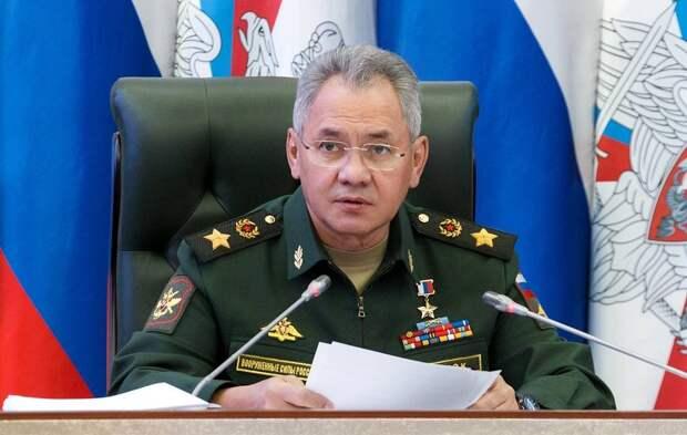 В России высмеяли СБУ за попытки давить на Шойгу