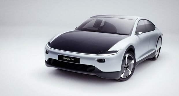 Первый автомобиль на солнечных батареях Lightyear One оценили в 150 тыс. евро