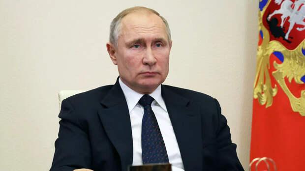 Президент РФ В. Путин - РИА Новости, 1920, 18.01.2021