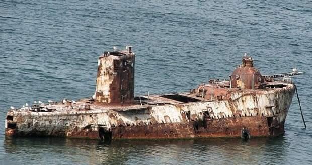 Украина признала: подводного флота нет и не будет