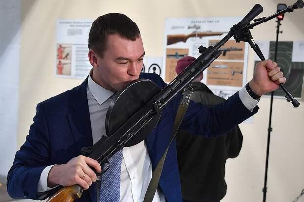 Хабаровск не принимает Дегтярева! Что он сказал в ответ?