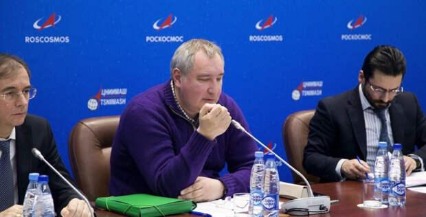 Рогозин: Россия может вывести новую орбитальную станцию на орбиту к 2030 году
