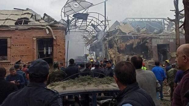 Ракетное устрашение Нагорного Карабаха показало слабость Баку