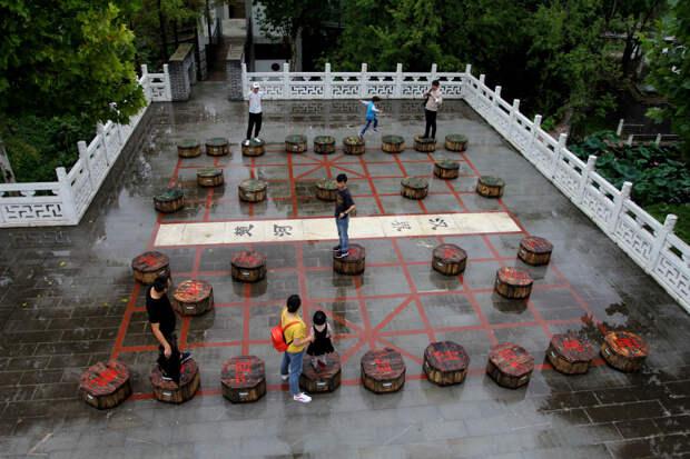 Треугольные китайские шахматы. Смогут ли США повлиять на рынок нефти?