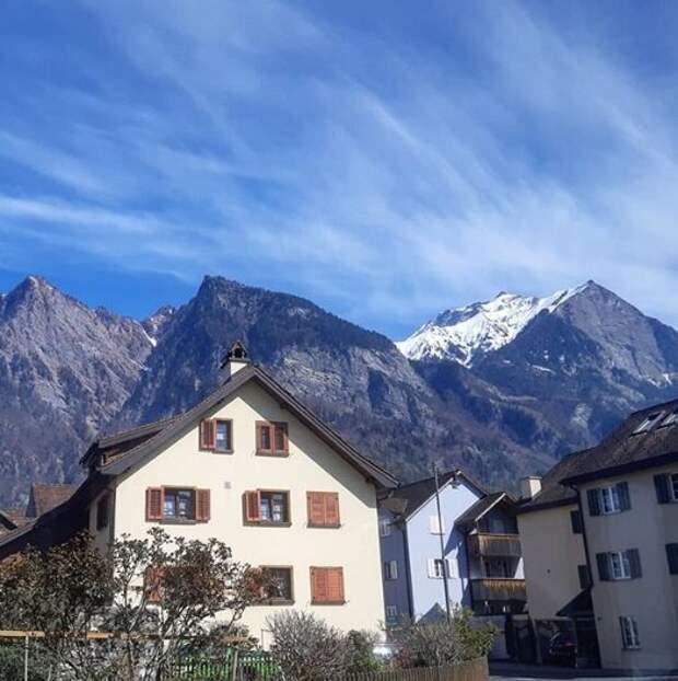Лихтенштейн в марте 2019 года.