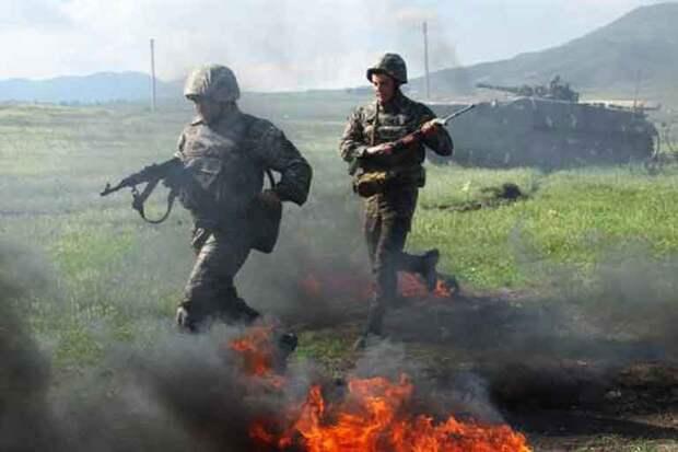 Сводка боевых действий по Нагорному Карабаху 05.10.2020