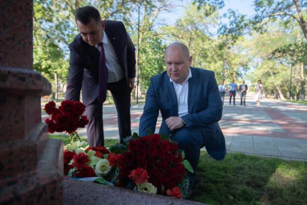 Врио губернатора Севастополя провел выездное совещание в поселке Кача