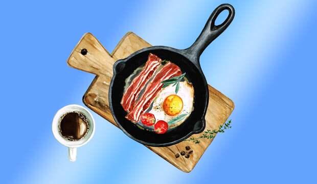 На сколько калорий должен быть завтрак? Удельный вес калорийности при ПП
