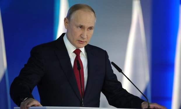 Путин объявил о продлении нерабочей недели
