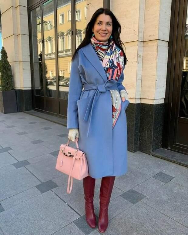 Как одеваться тепло, стильно и женственно даже в холодное время года