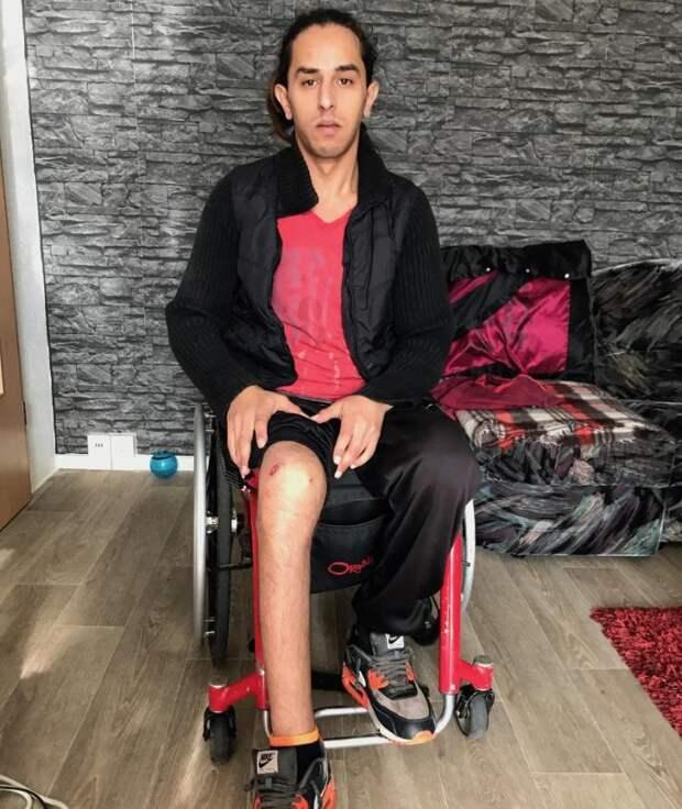 Беженец в ужасе: «Я не могу вернуться домой, но и в Германии оставаться не хочу»