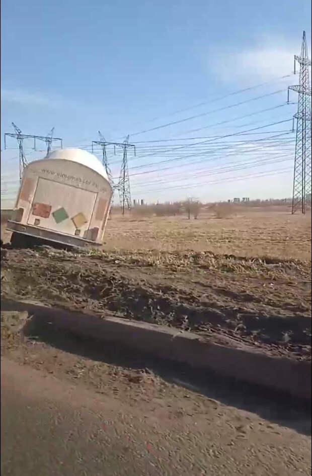 Сезон дорожных пробок в Петербурге: 13-километровые заторы на КАД, догонялки на ЗСД и цистерна в кювете на Софийской