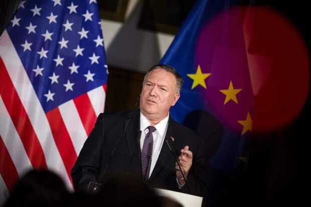 Слова Помпео о Голанах и Крыме в очередной раз подтвердили эгоистичность политики США