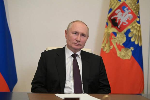 Путин оценил прошедшие выборы в Госдуму
