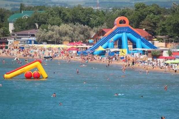 Спрос на российские черноморские курорты вырос на 30%