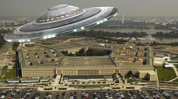 Противные инопланетяне: Почему пилоты ВВС США сообщают о наблюдениях НЛО