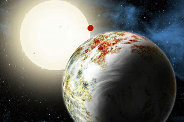 Учёные обнаружили планету K2-39b, которая не должна существовать