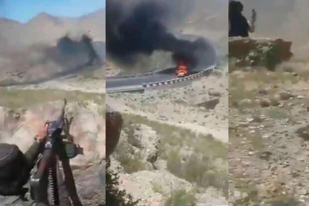 Сопротивление сообщило о тысяче убитых талибов в Панджшере