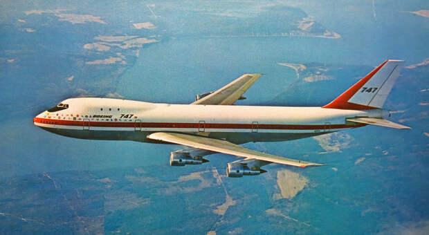 Boeing свернет производство «Джамбо Джетов»