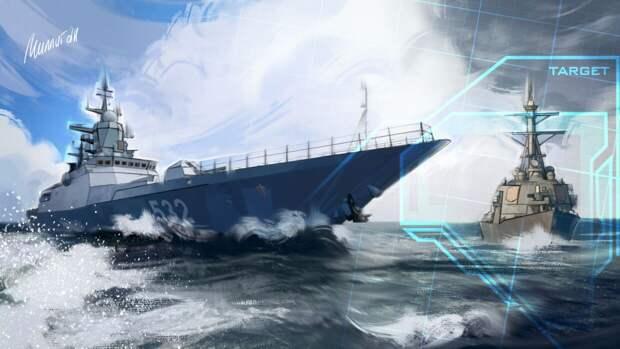МИД РФ назвал единственную цель захода военных кораблей Великобритании в Черное море