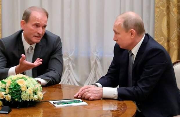 Медведчук: США и ЕС Украину либо «оптимизируют», либо вообще спишут за ненадобностью