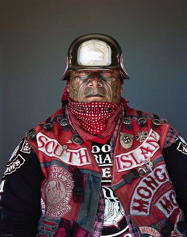 Монгрел - участник уличной банды в Новой Зеландии.