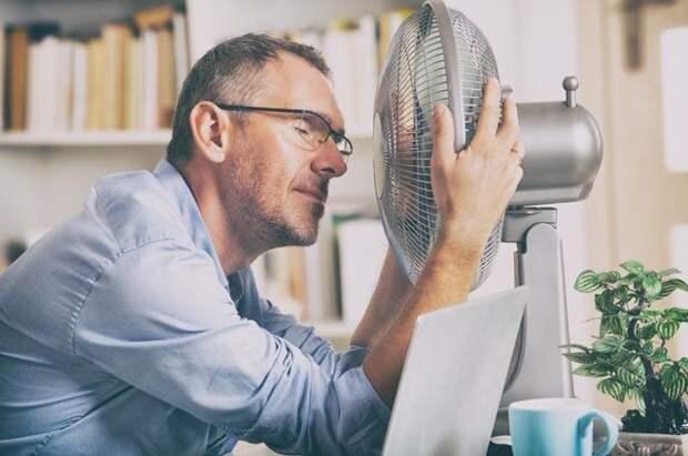 Простые правила поведения в жару