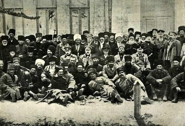 Как в Чечню пришла советская власть