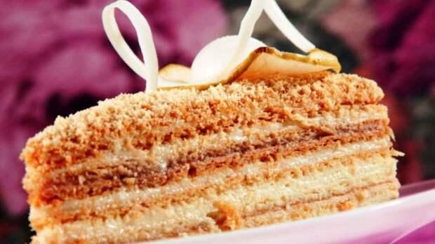 Всё о тортах