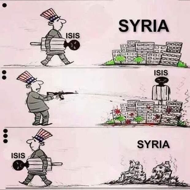 Сирийское разочарование российско-американских отношений.
