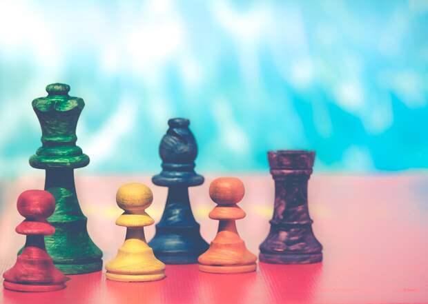 Шахматы/Фото: pixabay.com