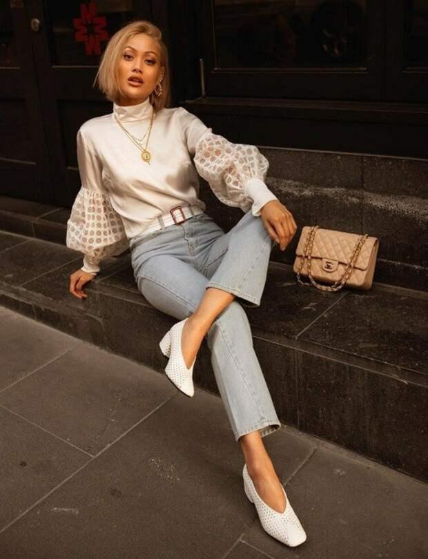 Утонченная модница. 7 блузок, достойных вашего внимания
