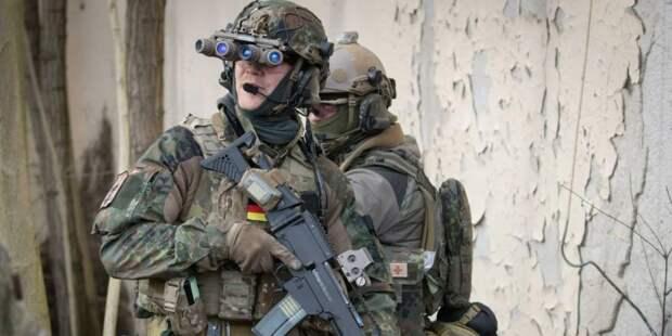 В США военнослужащих из Германии приняли за террористов