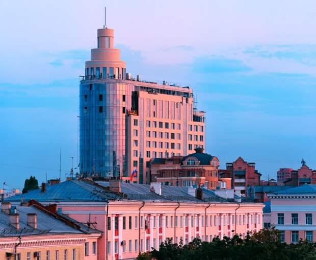 Фотографии городов - Воронеж