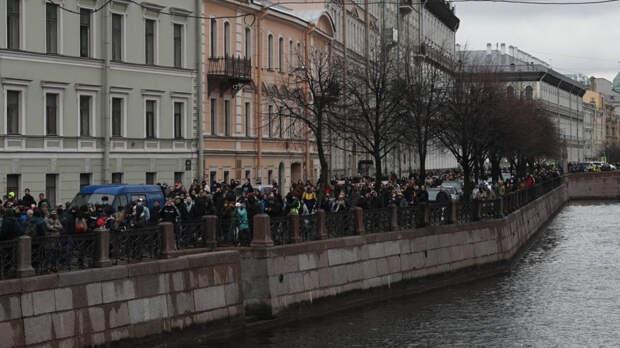"""""""Довольно ожидаемо"""": Вассерман о нежелании россиян посещать митинги в поддержку Навального"""
