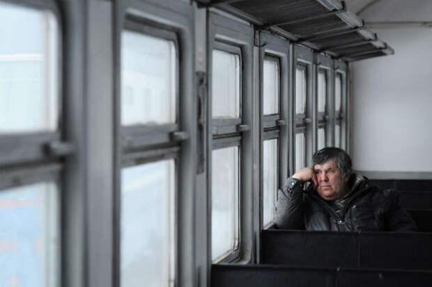 Как проехать через всю Россию на электричке