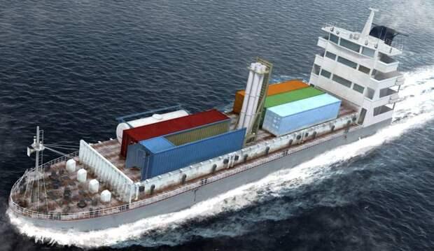 Как пять контейнеровозов могут победить авианосную ударную группу ВМС США