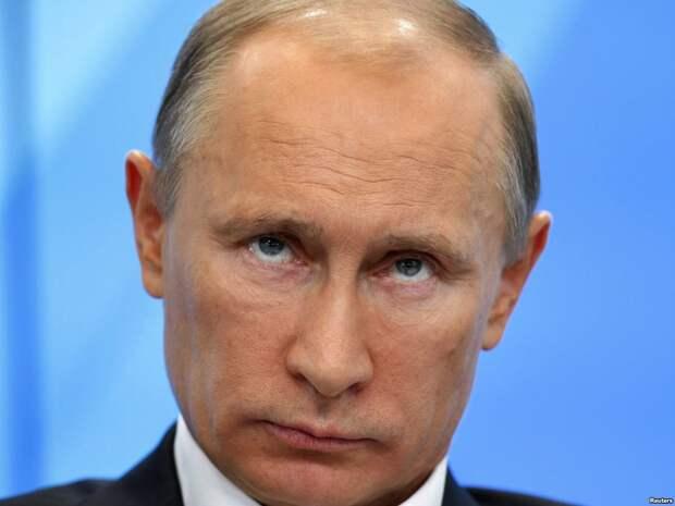 Путин — не черт из табакерки