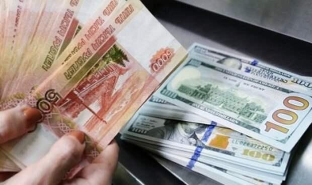 Россия успешно переводит международные расчеты в рубли и отказывается от доллара США