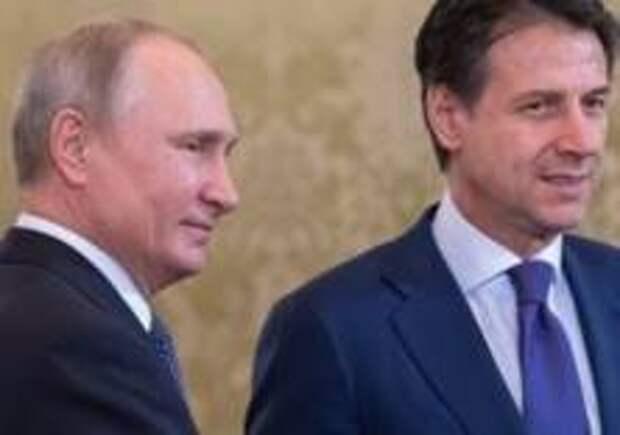 Итальянский премьер высказался за отмену санкций