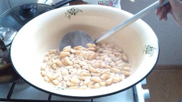 Как приготовить настоящий татарский Чак-Чак   еда, своими руками, сделай сам, чак-чак