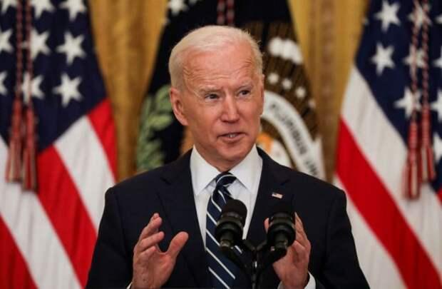 Байден заявил, что США конкурируют с Китаем и другими странами