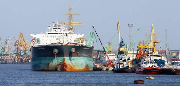 Литовские порты лишились кормильца в лице Белоруссии