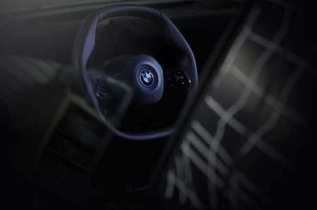 Слишком много функций: в BMW сделали многоугольный руль