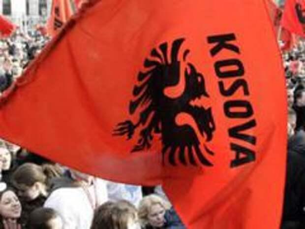 Косовары отказались выступать под нейтральным флагом