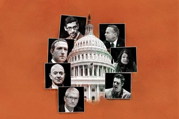 Игры в демократию кончились еще до капитолийских событий