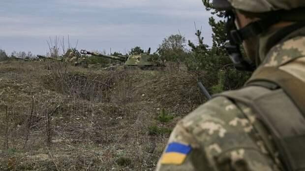 ВСУ обстреляли территорию ЛНР после секретного заседания СНБО