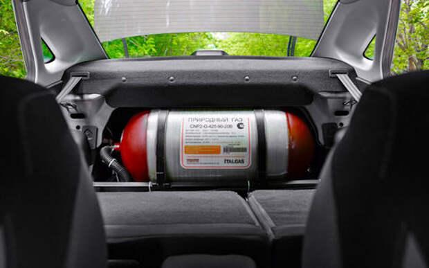 """Во сколько раз газ выгоднее бензина - исследование """"За рулем"""""""